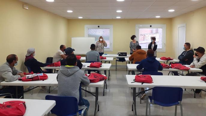 Cursos d'Alfabetització de Català a Massalcoreig
