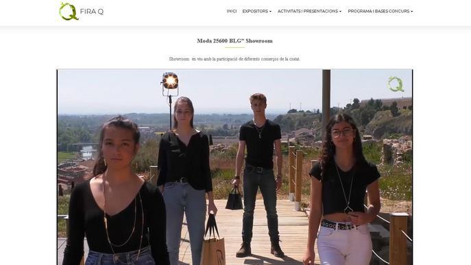 Milers de visitants a Fira Q tanquen aquesta primera edició virtual