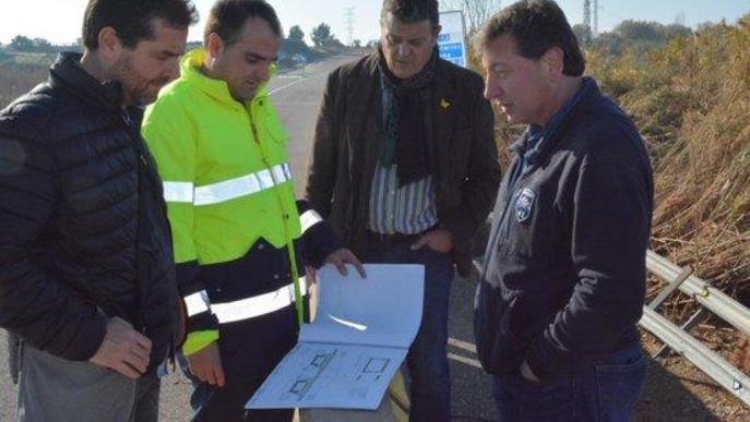 La Diputació de Lleida portarà a terme obres de millora a la carretera de Llardecans a Albatàrrec