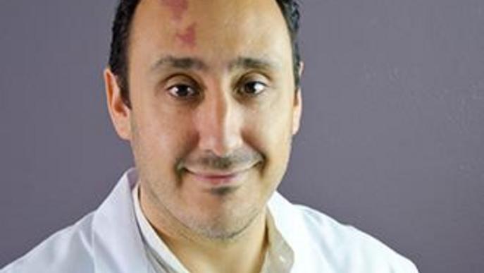 """Ángel Guillén: """"L'augment de mortalitat per patologies induïdes per la calor són d'entre un 12 i un 40%"""""""