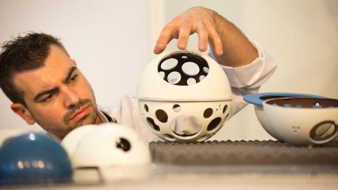 Ivan Pascual, o com exportar a París una xocolata futurista