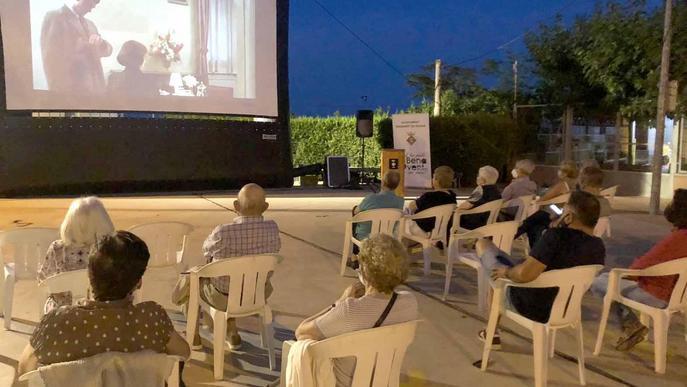 'Cinema a la fresca' amb argument LGBTIQ+ a Benavent de Segrià