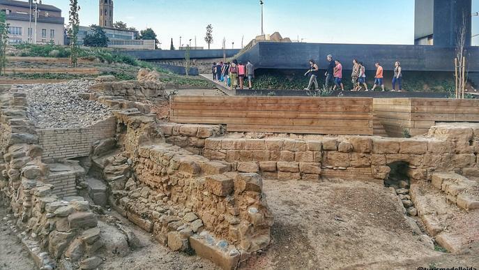 La Cuirassa atreu gairebé 1.800 visitants amb guia turístic des que va inaugurar-se