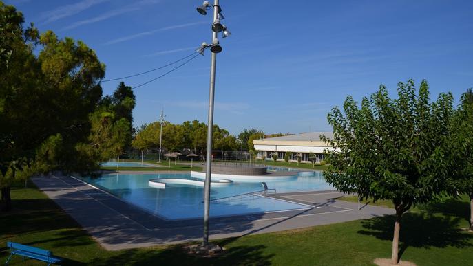 Mollerussa ja té data per obrir les piscines municipals