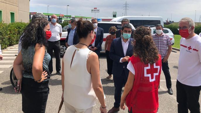 ⏯️ Nou equipament al Segrià per acollir persones amb covid-19