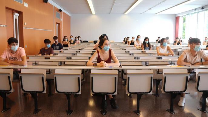 ℹ️ Consulta les notes de tall 2020 per accedir a la universitat