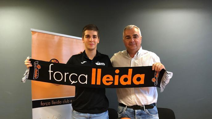 El Força Lleida tornarà a tenir l'Alpicat com a vinculat