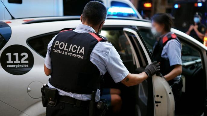 Quatre detinguts per un robatori a l'interior d'una segona residència de la partida Marimunt de Lleida