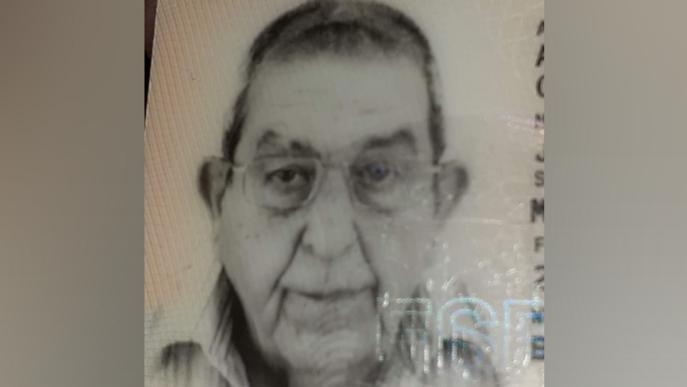 ⏯️ Busquen un home amb alzheimer desaparegut a Lleida
