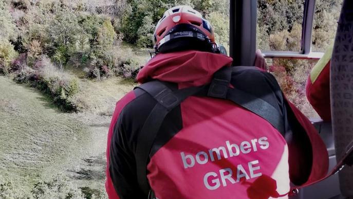 Mor un boletaire en precipitar-se per un talús al Pont de Suert