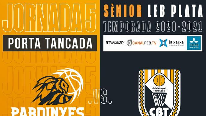 ⏯️ #DIRECTE | CB Pardinyes vs CB Tarragona