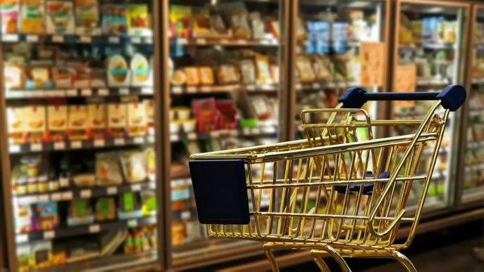 Cinc consells per evitar els riscs de contagi als supermercats