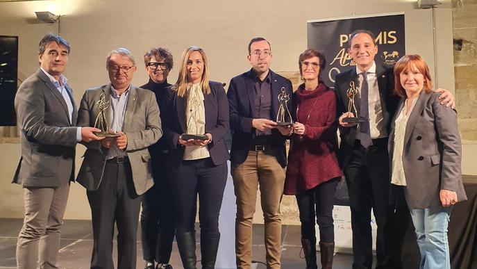 Els XIII Premis Ap! Lleida estrenen escultura-joia com a guardó per a totes les premiades