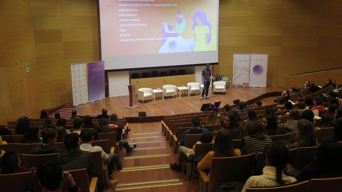 400 persones participen a 'Endavant', la jornada de emprenedoria organitzada per GlobaLleida