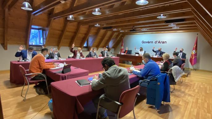 L'Aran demana coordinació entre la Generalitat i França en l'aixecament de les restriccions de mobilitat