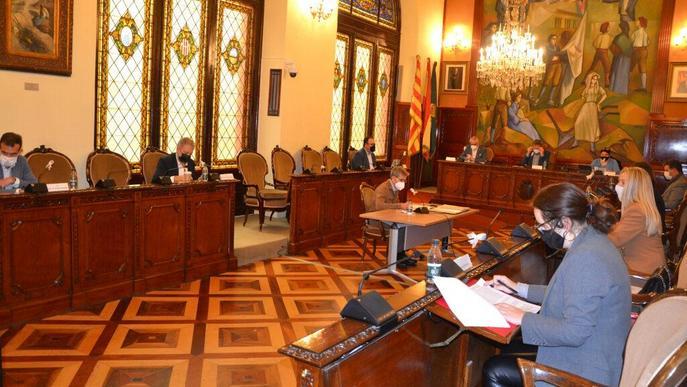 La Diputació de Lleida destina més de mig milió d'euros a despeses de transport i menjador escolar no obligatori