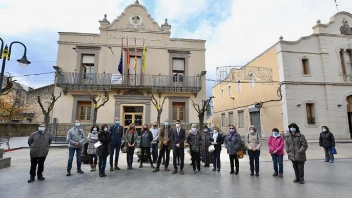 La fibra òptica de la Generalitat cobrirà el 83% de la població de la Segarra i el 74% de l'Urgell el 2021