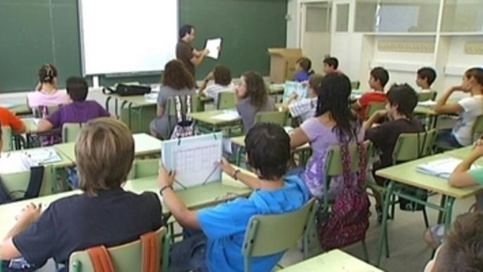 La CGT Ensenyament impugna les oposicions de les TEEI de la Generalitat