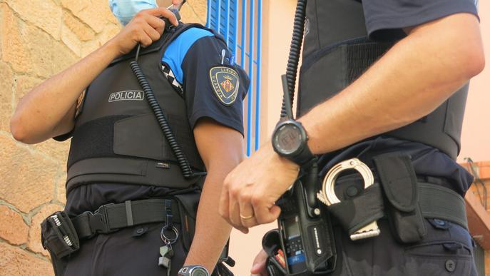 Detingut a Lleida per segrestar la seva exparella de 19 anys