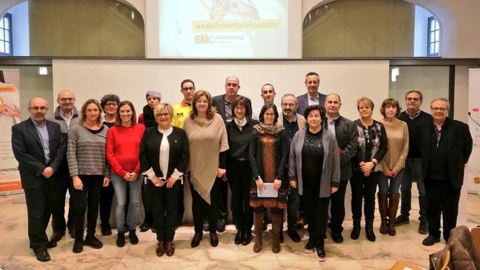 Administracions i entitats constitueixen la Taula de Salut Mental de Lleida i el Segrià