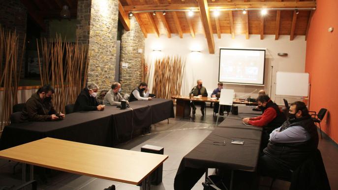 """El Pallars Sobirà diu """"prou"""" i denuncia el """"menysteniment"""" del Govern"""