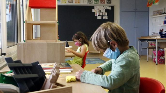 Catalunya rebrà 337,5 MEUR del govern espanyol per afrontar el coronavirus a les escoles