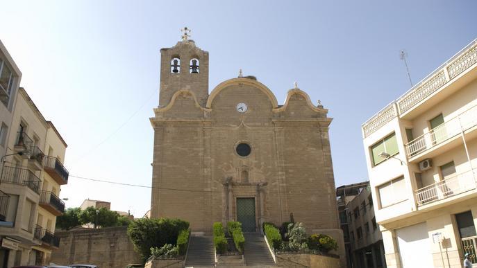 Alcarràs necessita 4.000 euros més per a reformar l'església de la Mare de Déu de l'Assumpció