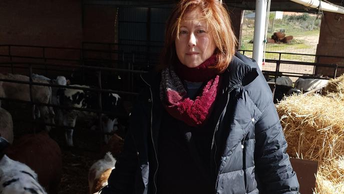 Esmeralda Rourera, nova vicepresidenta de JARC Lleida