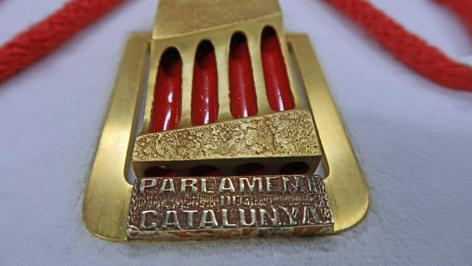 Medalla honor or Parlament