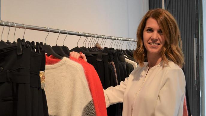 Marta Huerta, o com dissenyar comoditat, senzillesa i exclusivitat en uns pantalons