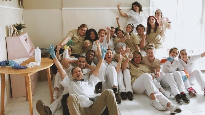 Tornen a casa els treballadors autoconfinats en una residència de Lleida