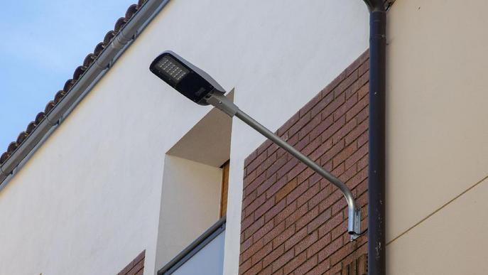 Tornabous renova l'enllumenat amb tecnologia LED