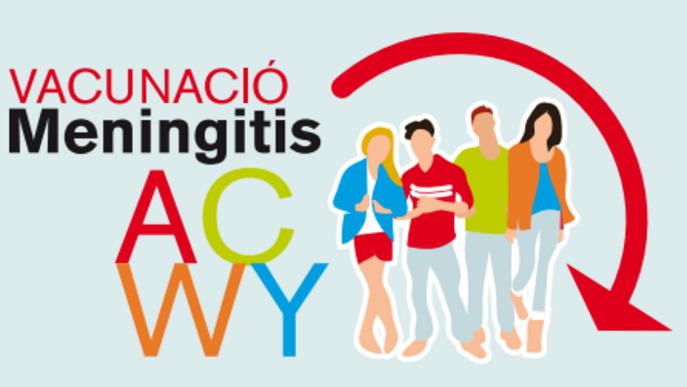 Vacunació d'adolescents i joves contra el meningococ