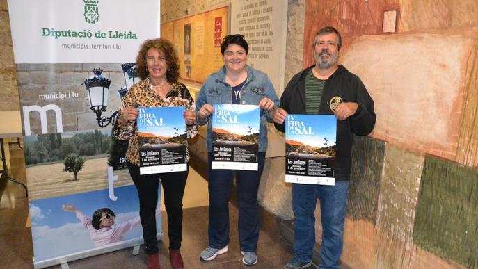 La sal protagonitza la quarta edició de la fira a les Avellanes