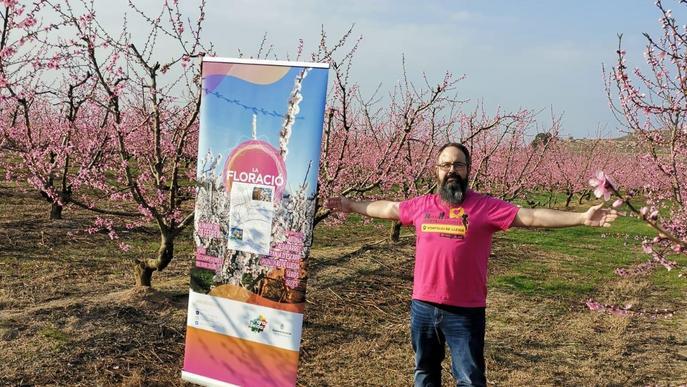 Floració arbres Montoliu de Lleida