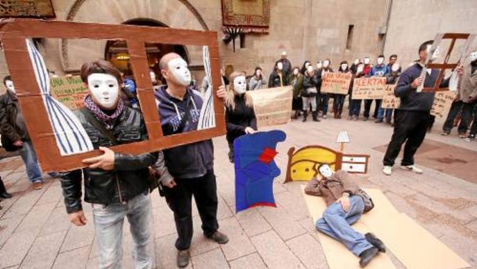 La Paeria ingressa el milió d'euros de la venda de la casa de Sant Sebastià fruit d'una herència