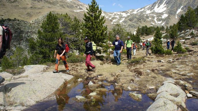 El Pirineu de Lleida tancarà el pont del Pilar amb una mitjana d'ocupació del 85%