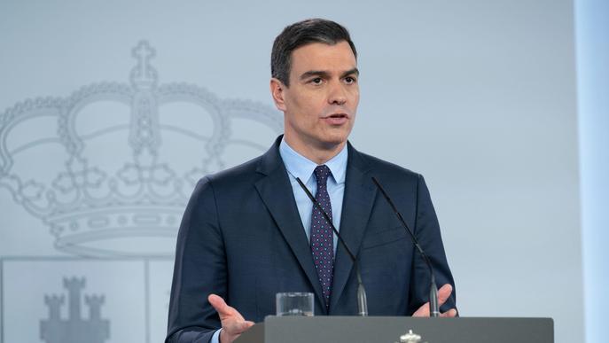 Arxiu Pedro Sánchez president govern espanyol