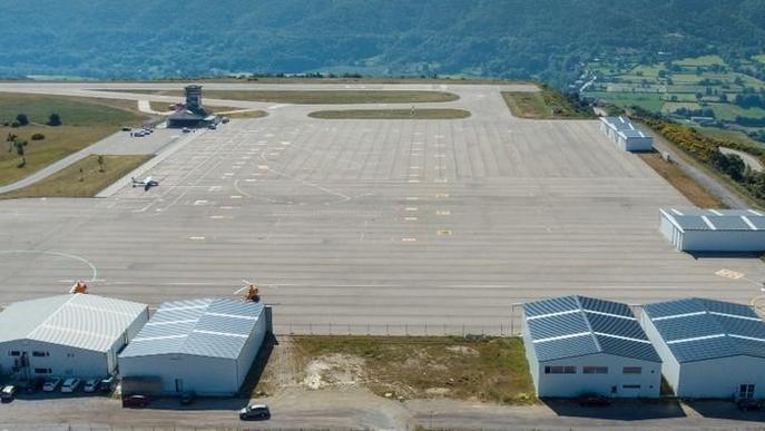 Andorra vol habilitar una duana a l'aeroport de la Seu d'Urgell