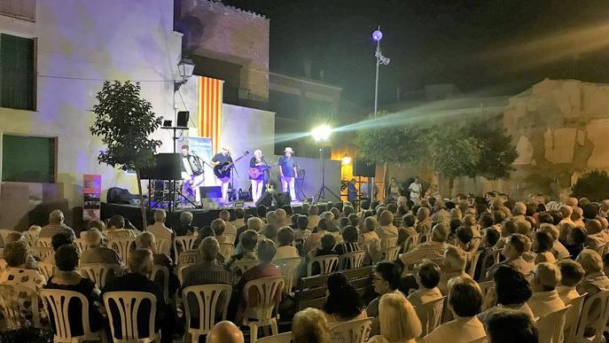 Juneda es vesteix de gala per celebrar la seva Festa Major