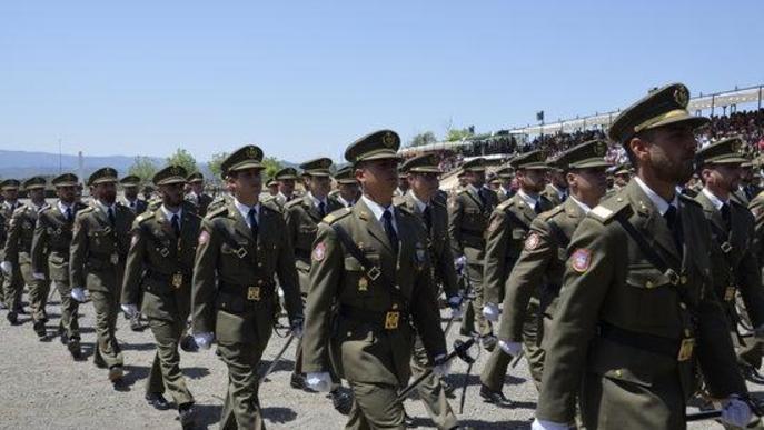 Preocupació al Pallars per l'arribada a Talarn d'un miler d'aspirants a militar des de diferents punts de l'Estat