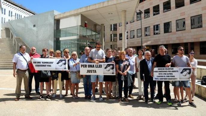 Presó per a un dels conductors que va provocar l'accident a la N-240 en què va morir una jove de les Borges