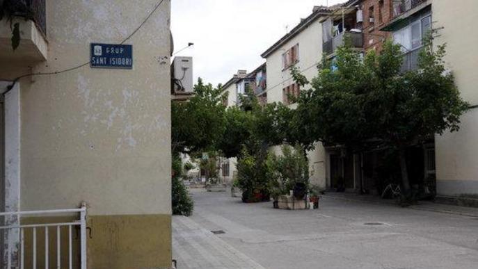 Cartell Grup Sant Isidori Mollerussa habitatges