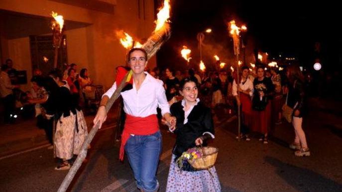 Arxiu baixada falles enceses Durro Ermita Sant Quirc