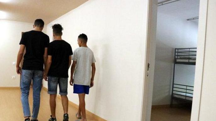 La Covid fa caure el nombre de menors no acompanyats que arriben a Catalunya