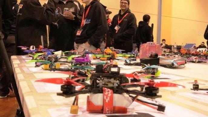 La cinquena Dron Party de Mollerussa comptarà amb 150 pilots i 14 firmes que exposaran
