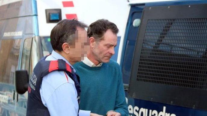 L'exlíder de Vox a Lleida paga la fiança i surt de la presó abans del judici per abusos a incapacitats