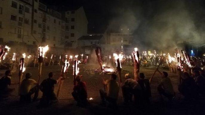 Un projecte de les festes del foc als Pirineus rep 670.000 euros de la UE