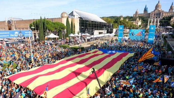 Un 49,35% de catalans rebutja la independència i un 40,3% vol que Catalunya sigui un estat, segons el CEO