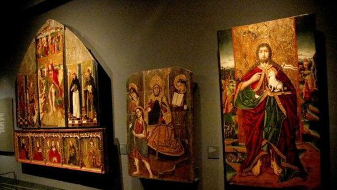 El Museu de Lleida al·legarà contra el trasllat de les obres de la Franja abans d'acabar l'any